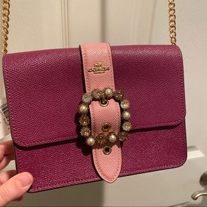 Coach Small Embellished Bag